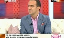 Burun Estetiği Pınar Dilşeker Şeker Tadında Beyaz TV